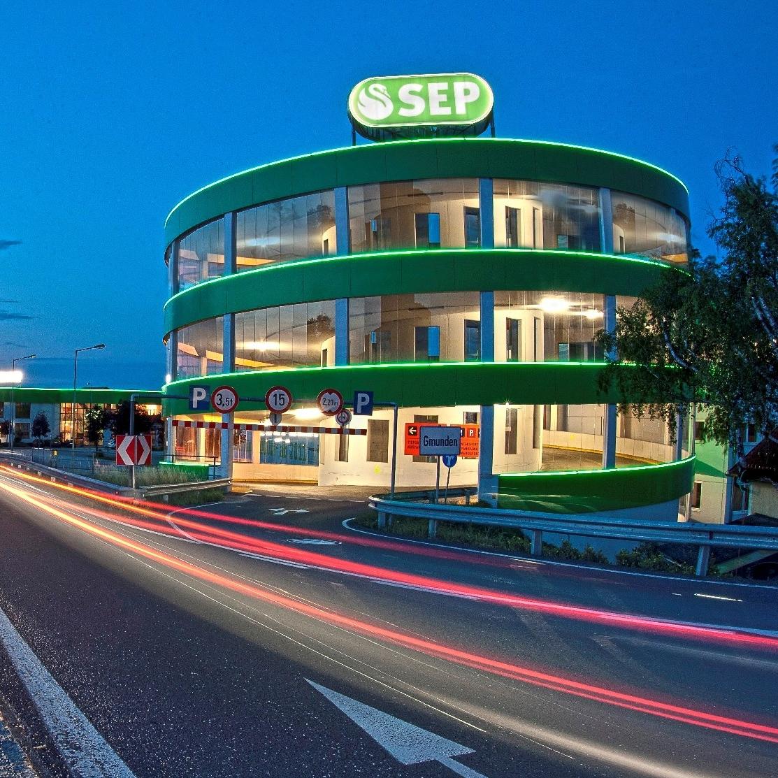 Salzkammergut Einkaufspark SEP