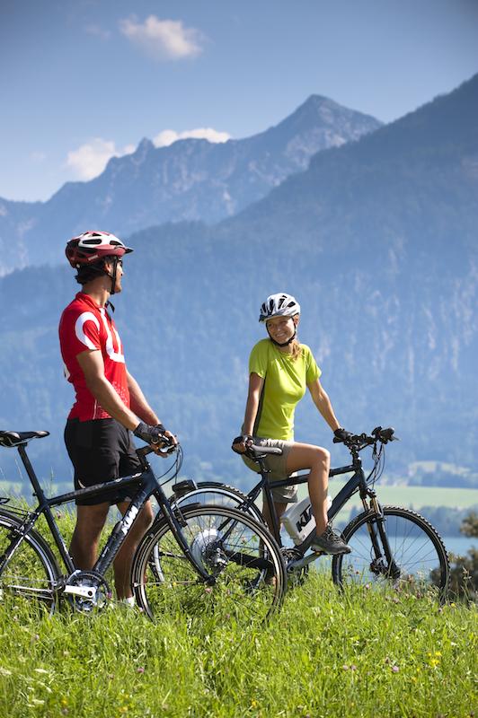 Radtouren in Österreich