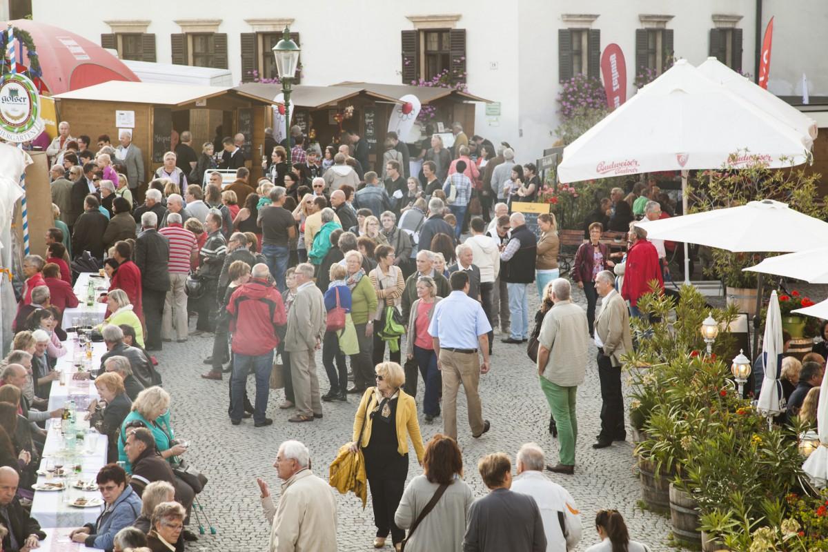 02 Gans Burgenland Genussfestival Rust © EMG-Burgenland Tourismus